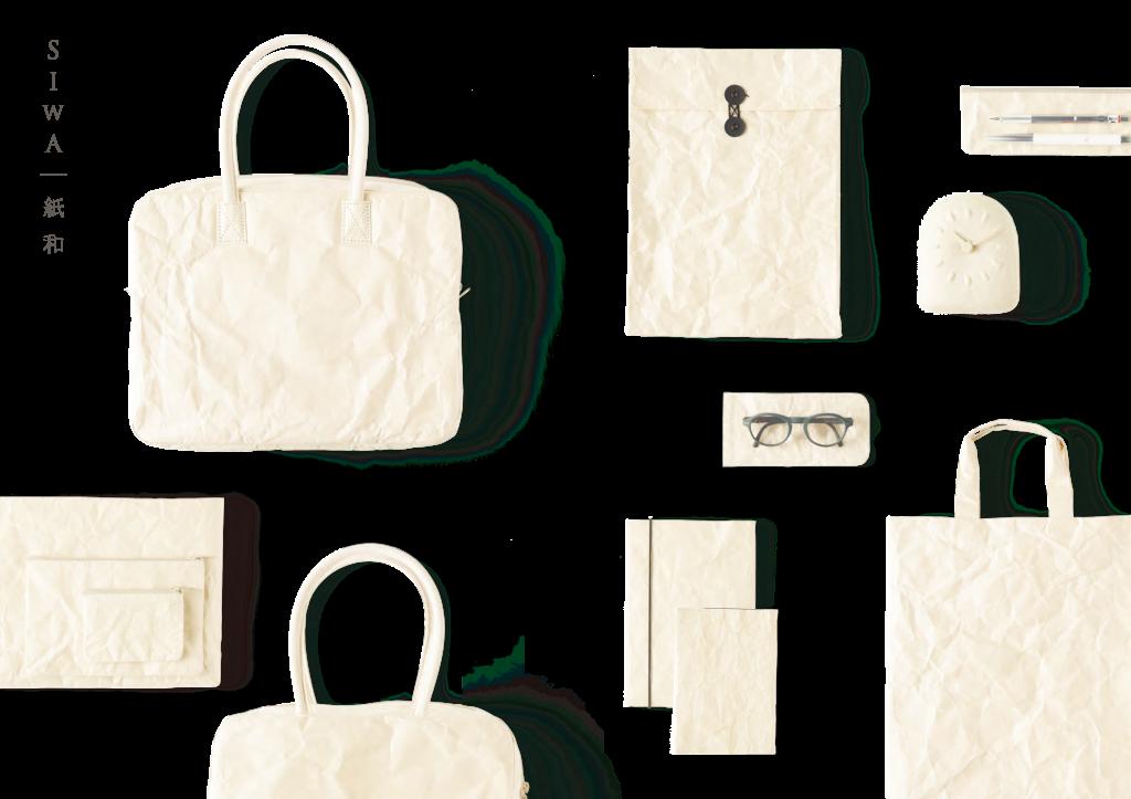 SIWA | 紙和 ー触れて、馴染む道具